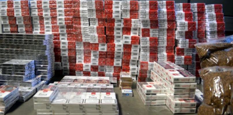Handlował trefnymi papierosami. Może zapłacić nawet 20 mln zł! - Zdjęcie główne