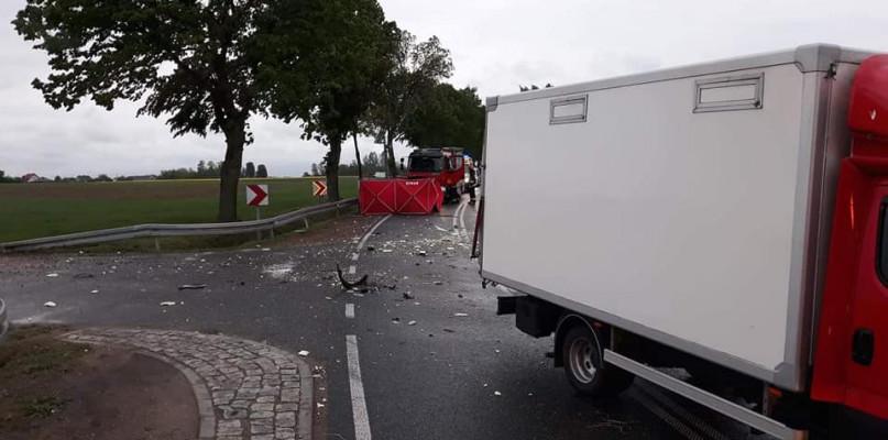 Tragiczny wypadek. Nie żyje 17-latek, kierowca auta w ciężkim stanie - Zdjęcie główne