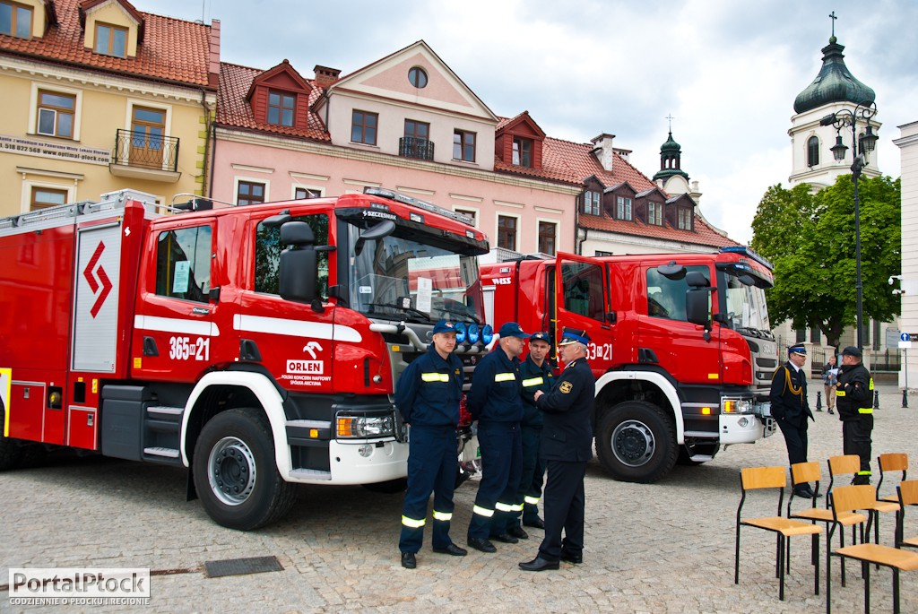 Dzień strażaka - Zdjęcie główne