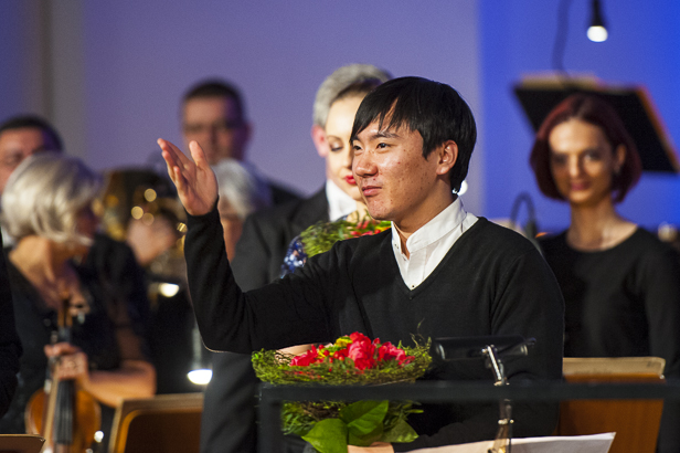 Światowa premiera utworu Changa w Płocku - Zdjęcie główne
