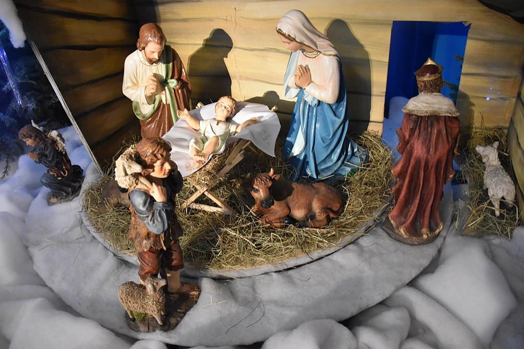 Zobaczcie bożonarodzeniowe żłóbki - Zdjęcie główne