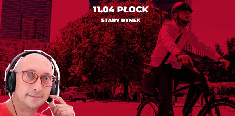 Rowerowe miasteczko Radia ZET w Płocku - Zdjęcie główne