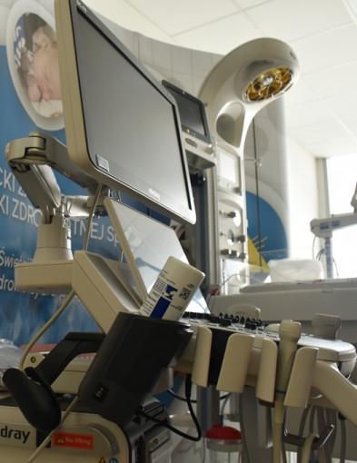 Nowy sprzęt od WOŚP dla noworodków i interna już po remoncie [FOTO] - Zdjęcie główne