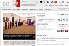 Pomyłka ze zdjęciem na stronie Sejmu. Poseł PiS wyglądał jak poseł... opozycji - Zdjęcie główne