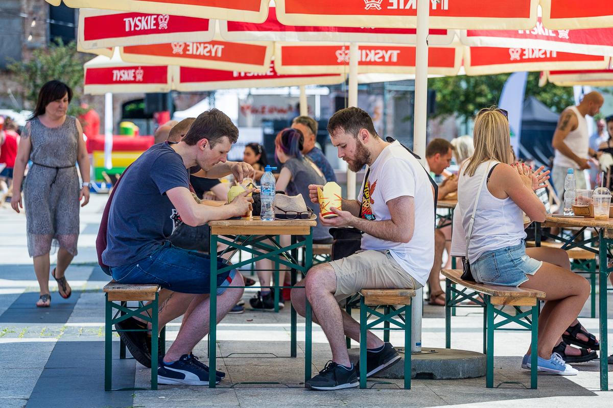 Płocki Festiwal Jedzenia i Picia. Byliście tam? [ZDJĘCIA] - Zdjęcie główne