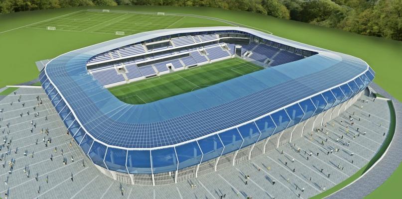 Nowy stadion tylko pod warunkiem wsparcia z Orlenu? - Zdjęcie główne