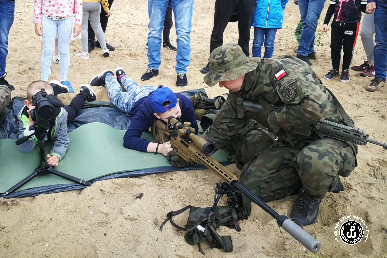 Pojazdy wojskowe i nabór. Terytorialsi zapraszają na żołnierski piknik - Zdjęcie główne