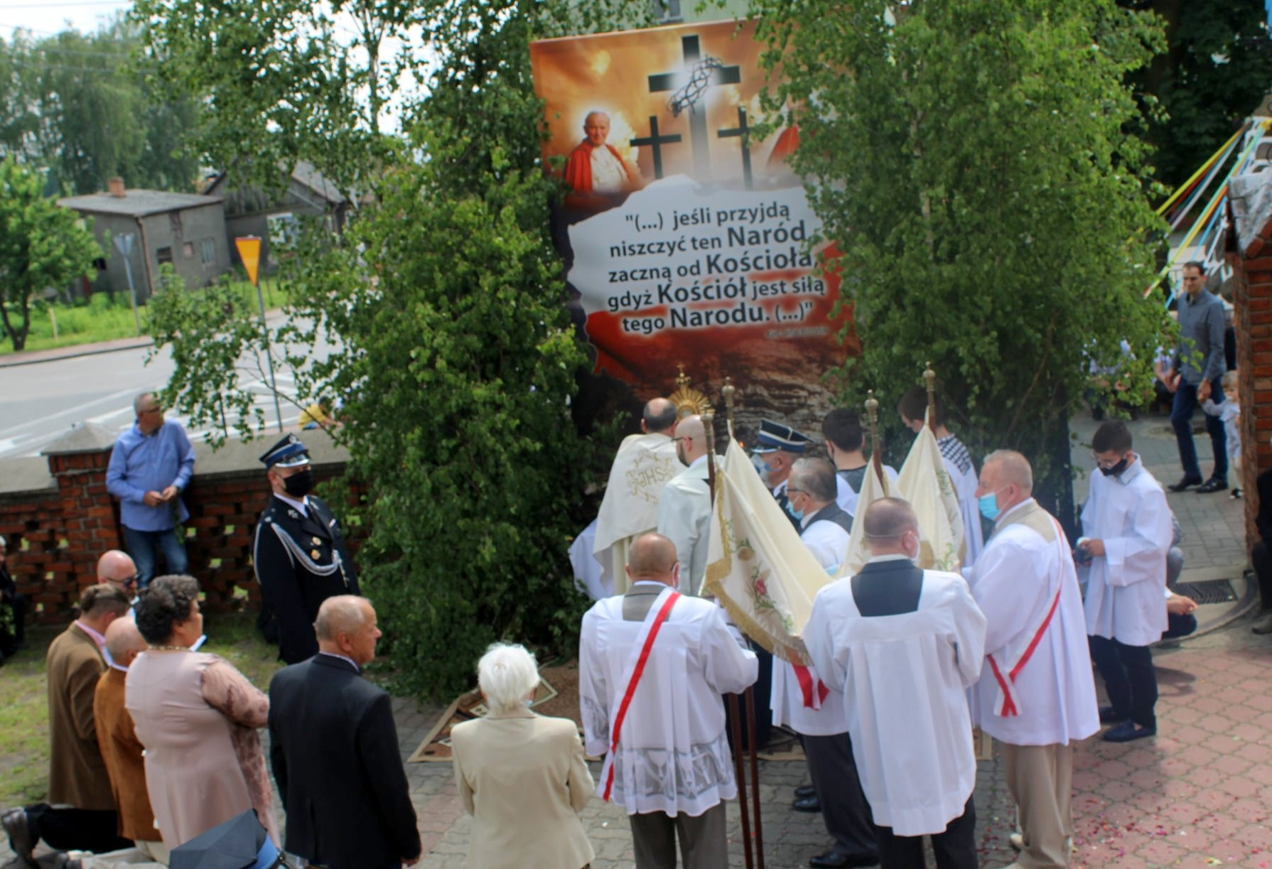 Szczepienia w 10 parafiach na Mazowszu. Dwie z regionu płockiego - Zdjęcie główne