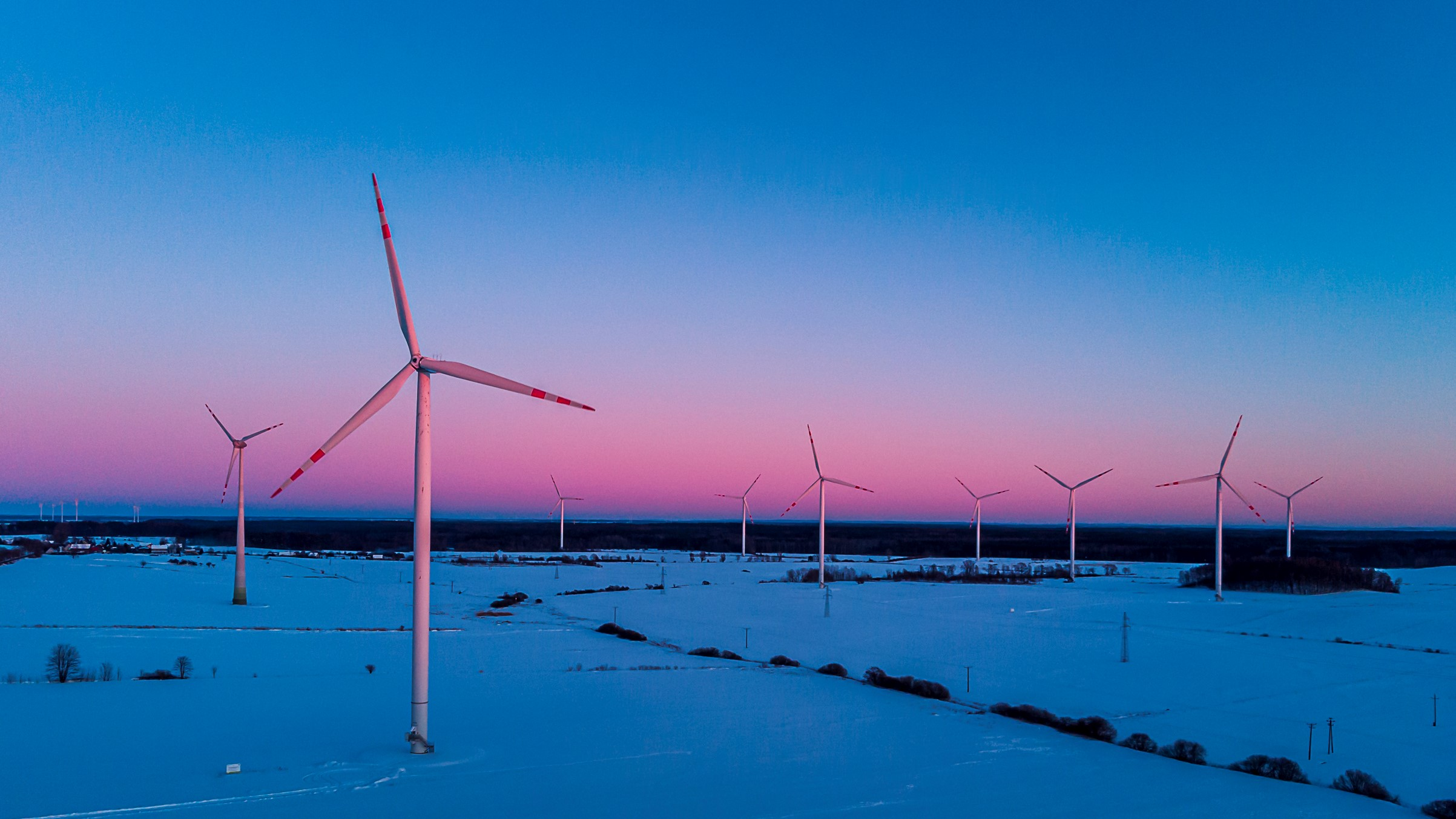 ORLEN kupił farmę wiatrową o mocy 20 MW  - Zdjęcie główne