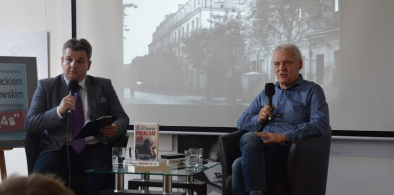 Mecenas Lewandowska wraca do akcji. Mediateka zaprasza na spotkanie z autorem - Zdjęcie główne