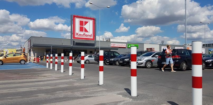 Parking przy Kauflandzie będzie częściowo płatny. Oto stawka - Zdjęcie główne