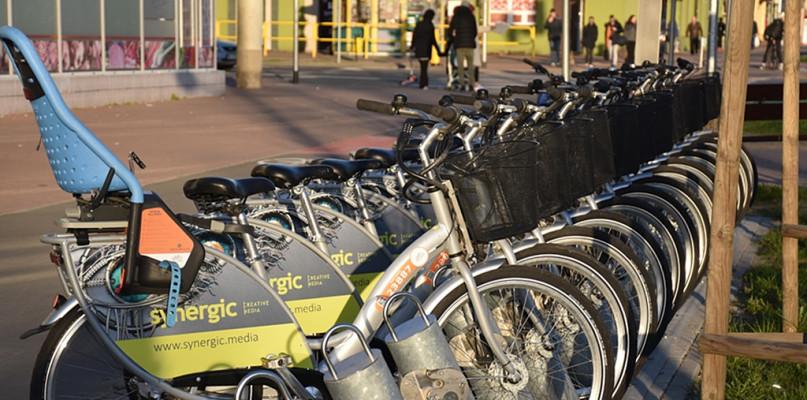 Od poniedziałku na rowery. Znajdziemy je na 29 stacjach, od lipca już na 30 - Zdjęcie główne