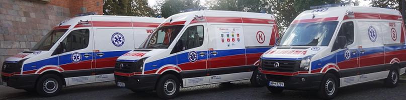 Problem z dojazdem karetek pogotowia ratunkowego. Wojewoda zmienia plan - Zdjęcie główne