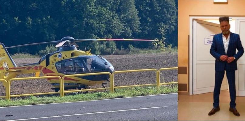 Detektyw Rutkowski dziękuje ratownikom i lekarzom za uratowanie życia jego matki - Zdjęcie główne