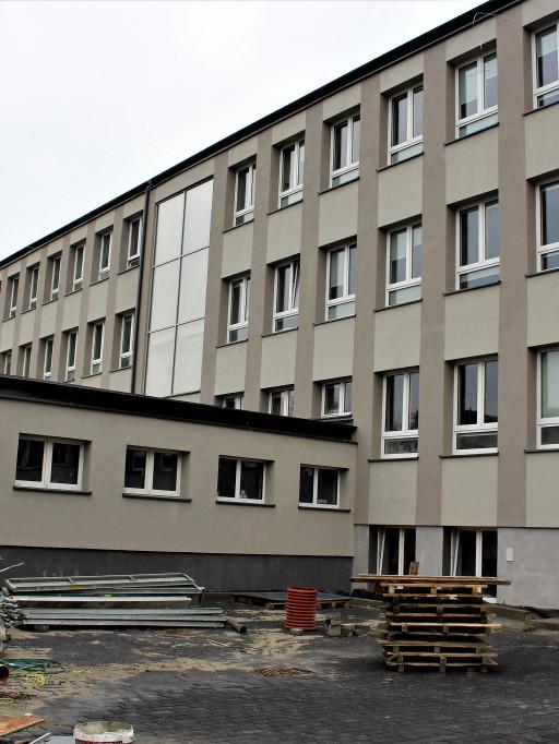 Sala koncertowa, kinowa i baletowa - nowa siedziba POKiS-u - Zdjęcie główne