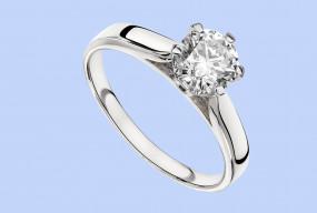 Pierścionek z diamentem? Wybierz idealny - Zdjęcie główne