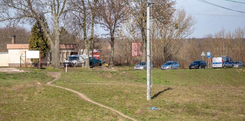 Policja w podpłockiej miejscowości. Znaleziono zwłoki mężczyzny  - Zdjęcie główne