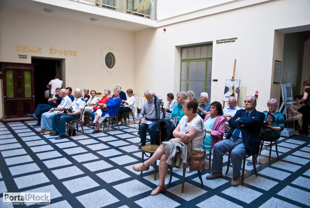 Otwarcie wystawy w Widnokręgi - Zdjęcie główne