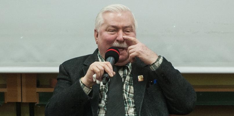 Lech Wałęsa przyjechał do Płocka na zaproszenie KOD-u - Zdjęcie główne