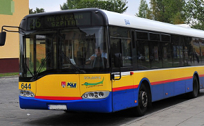 Patrzcie na wyświetlacze na autobusach - Zdjęcie główne