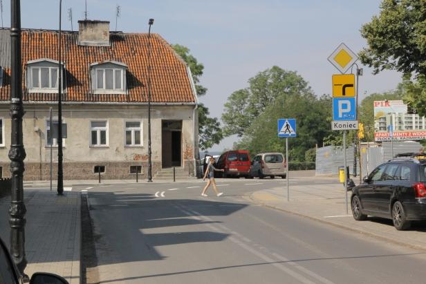 Kierowcy uważajcie,zmiana na skrzyżowaniu - Zdjęcie główne
