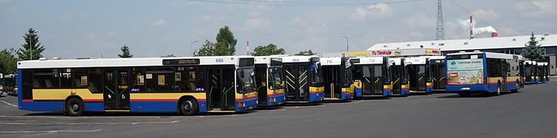 Tymczasowa zmiana trasy autobusów na kilku liniach - Zdjęcie główne