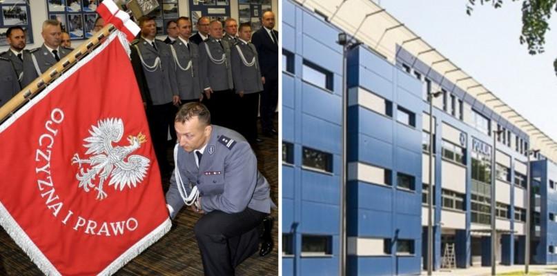 Nowy komendant w Płocku oficjalnie zaprzysiężony  - Zdjęcie główne