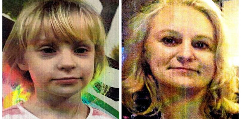 Gabrysia i jej mama zostały odnalezione przez policję  - Zdjęcie główne