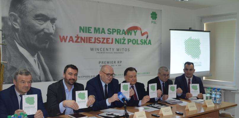 PSL szykuje się do wyborów samorządowych. Kto na prezydenta Płocka? - Zdjęcie główne