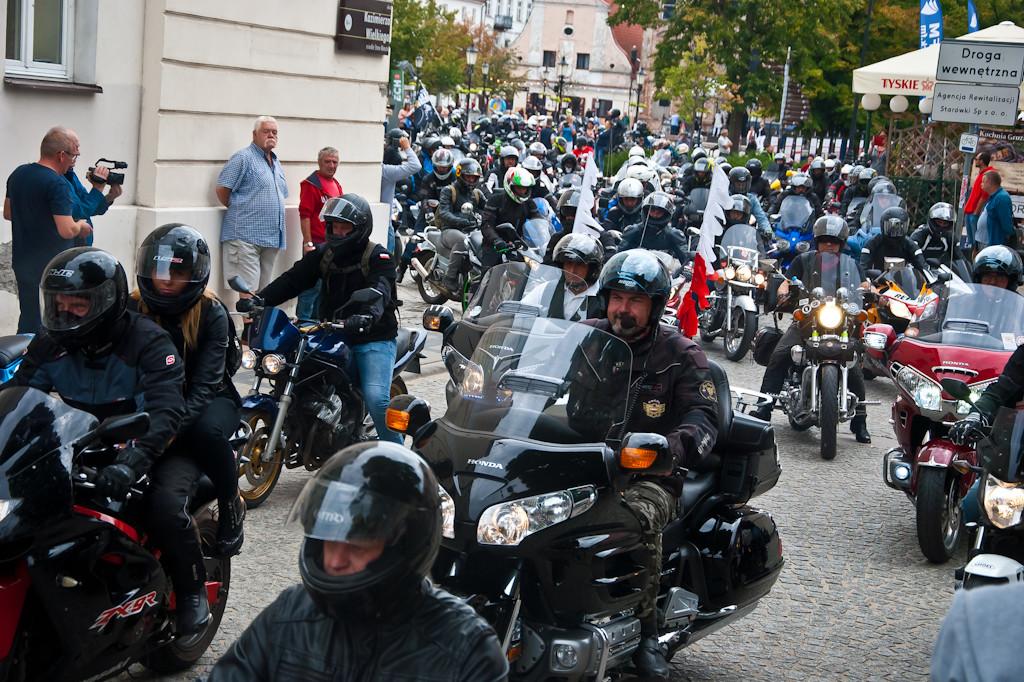 Zakończenie sezonu motocyklowego - Zdjęcie główne