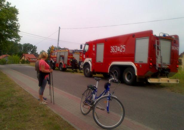 Kilka pożarów pod rząd. Boją się [FOTO] - Zdjęcie główne