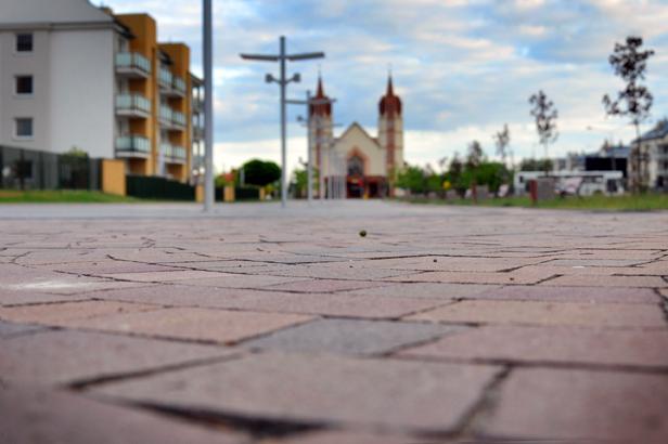 Nowy pasaż na Podolszycach. A park?[FOTO] - Zdjęcie główne