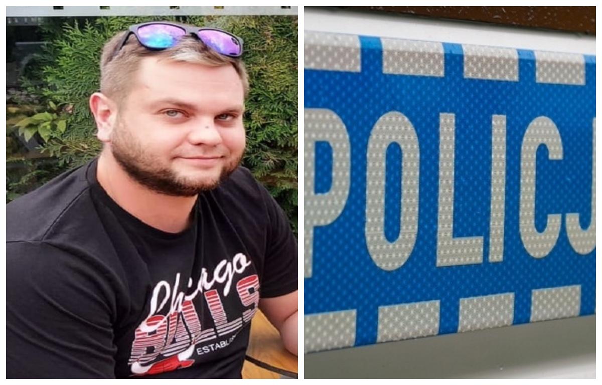 Zaginął 32-letni płocczanin. Policja prosi o pomoc! [AKTUALIZACJA] - Zdjęcie główne