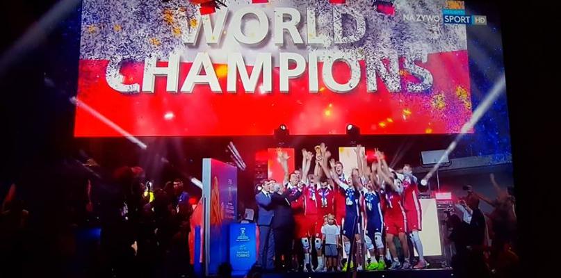 Polacy mistrzami świata! Z płocczaninem w składzie - Zdjęcie główne