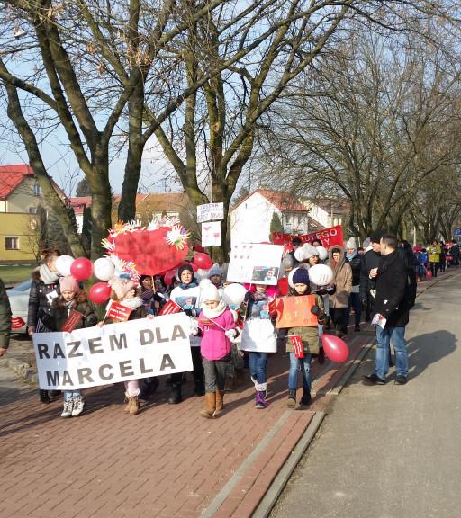 Marsz dla Marcela - Zdjęcie główne