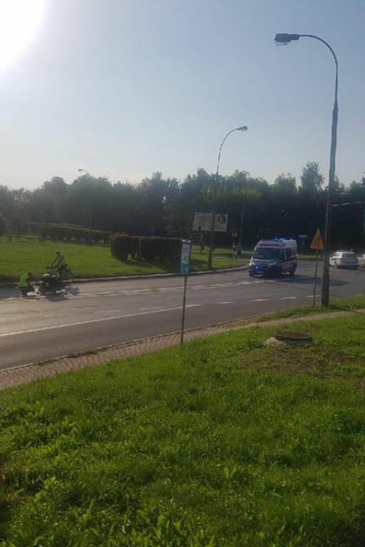 Wypadki i kolizje w Płocku. Jedna osoba ranna - Zdjęcie główne