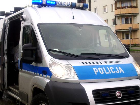 Kierowca tira z Litwy włamał się do forda - Zdjęcie główne