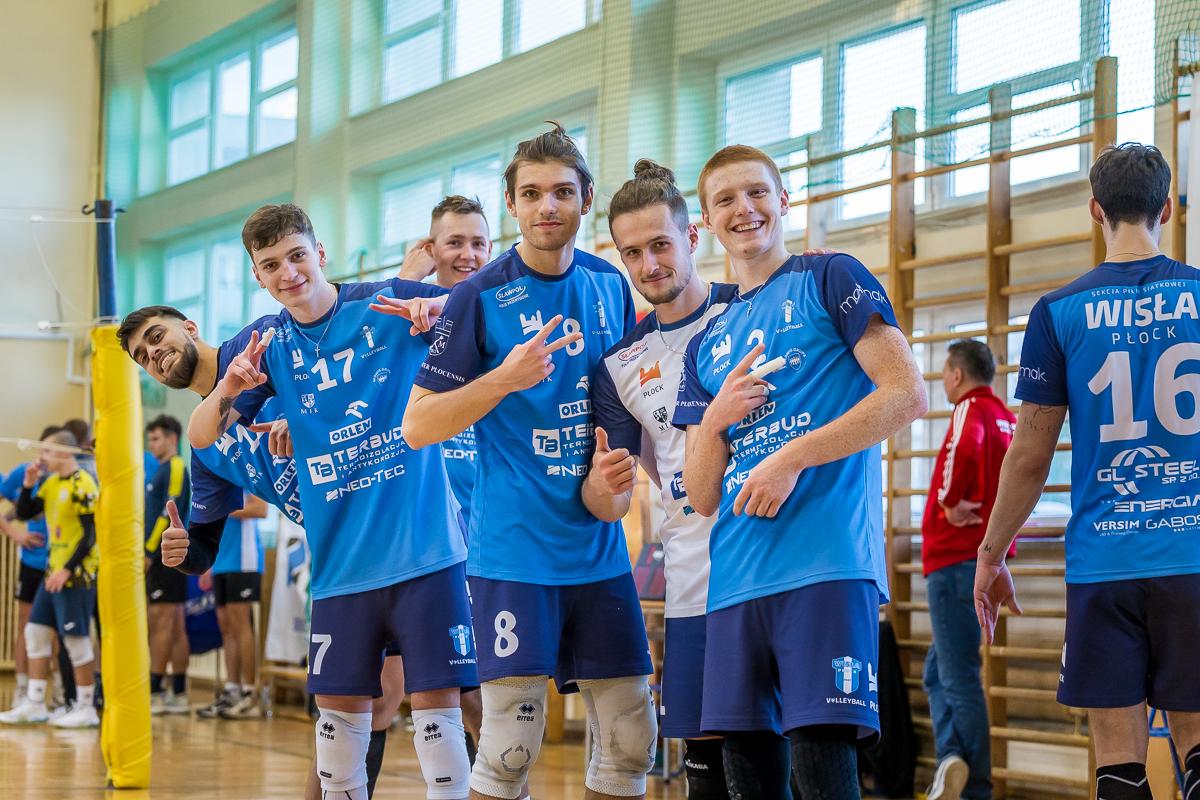 Zwycięstwo siatkarzy Wisły Płock na inaugurację ligi [ZDJĘCIA] - Zdjęcie główne