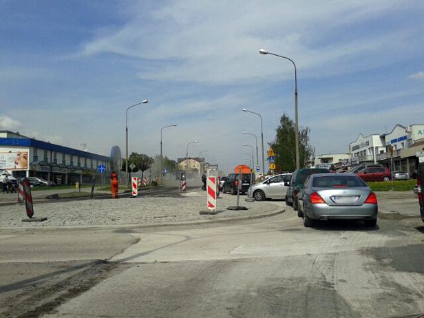 Uwaga, za godzinę zamkną skrzyżowanie - Zdjęcie główne