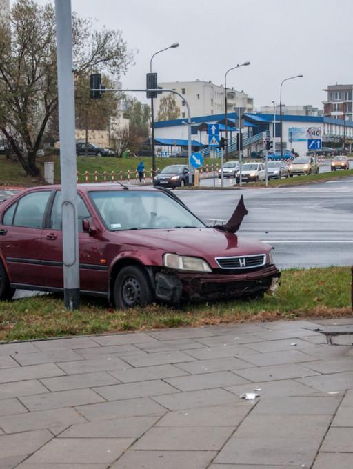Zderzenie na Podolszycach - Zdjęcie główne