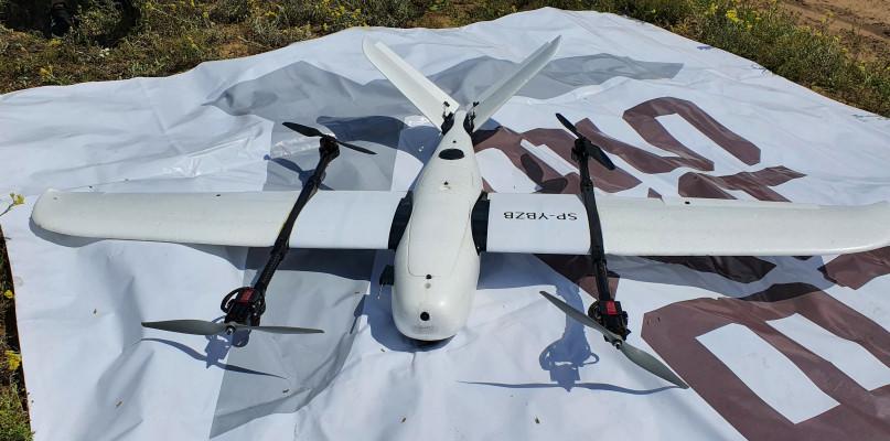 ORLEN testuje drona. Ma patrolować trasę rurociągu  - Zdjęcie główne