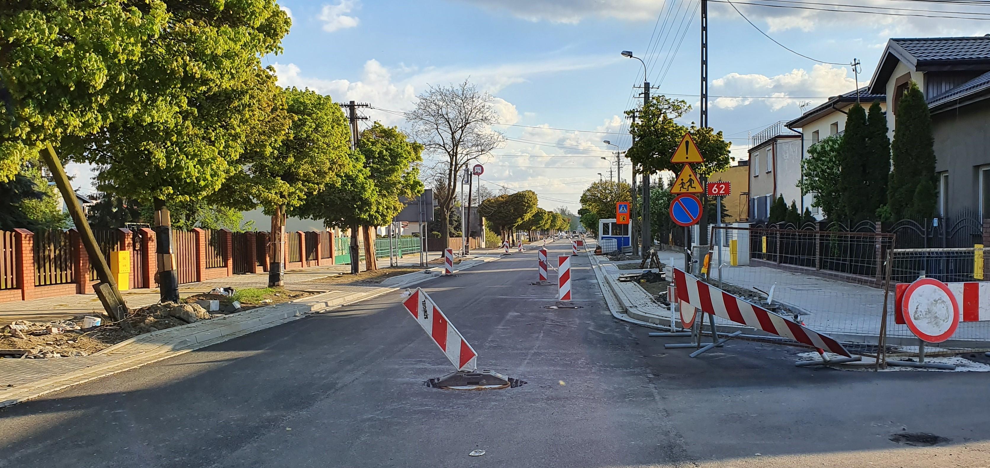 Wylotówka z Płocka do remontu. Kiedy ulica zostanie zamknięta? - Zdjęcie główne