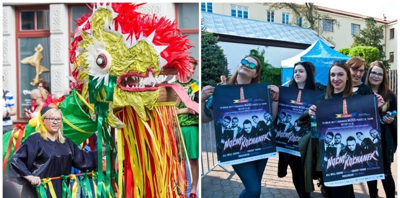 Działo się w Płocku w miniony weekend. Parada, koncerty i skutery - Zdjęcie główne