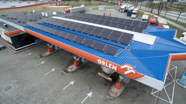 Nowe urządzenia na dachach stacji [FOTO] - Zdjęcie główne