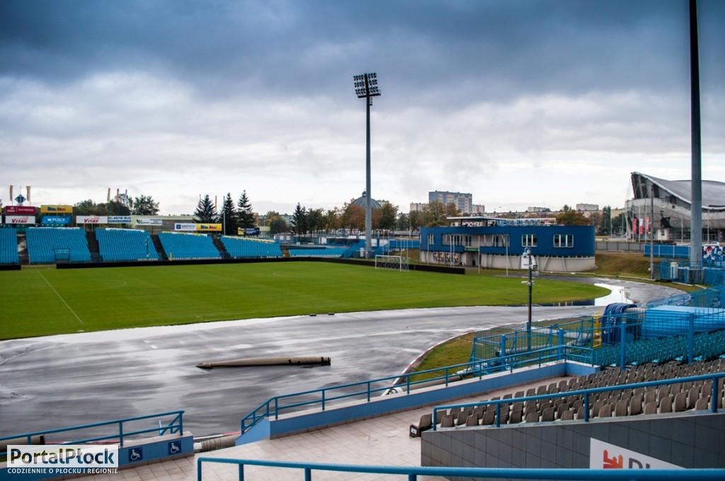 Przygotowania do Drift Masters na stadionie - Zdjęcie główne