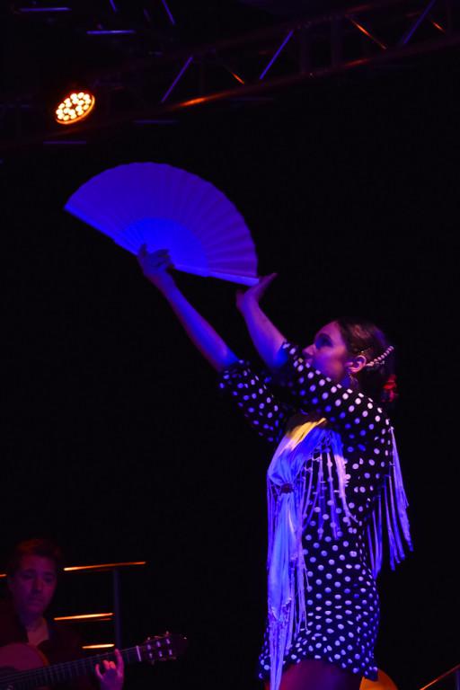 Gorąca noc z flamenco w sali POKiS-u - Zdjęcie główne