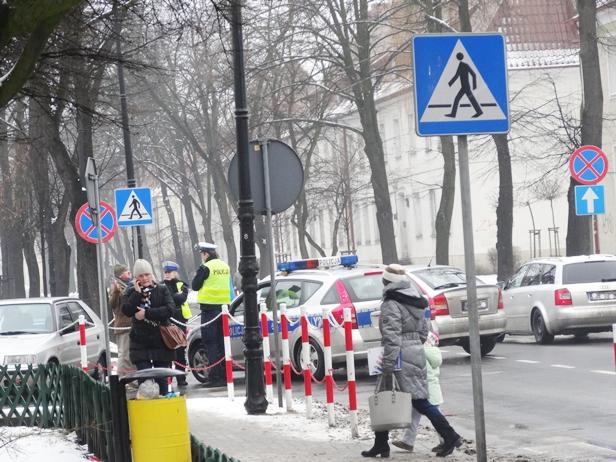 Znów zderzenie w centrum miasta [FOTO] - Zdjęcie główne