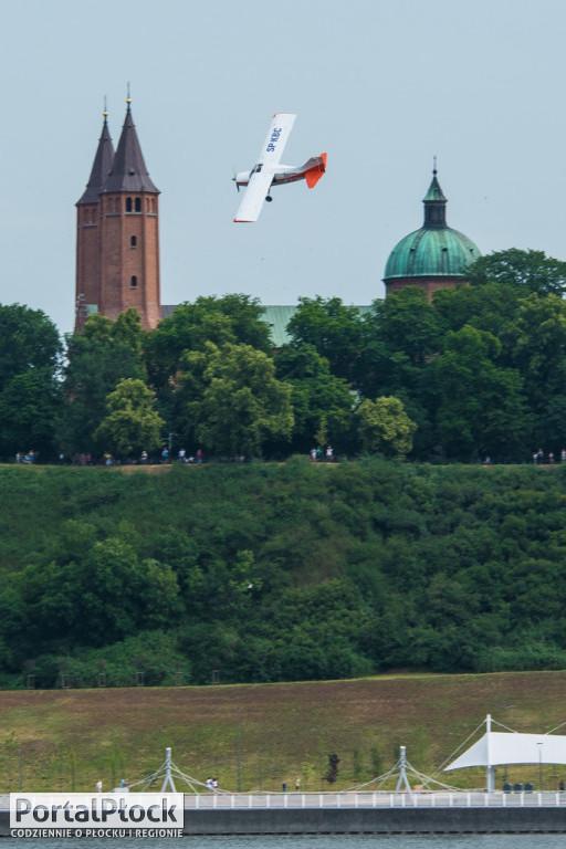Krótki Piknik Lotniczy nad Wisłą - Zdjęcie główne