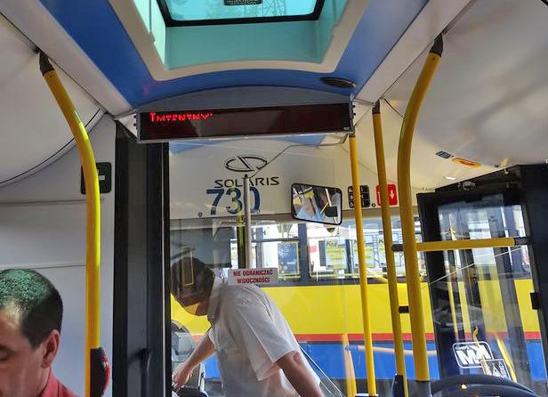 Nowy guzik w autobusach? Niewykluczone - Zdjęcie główne