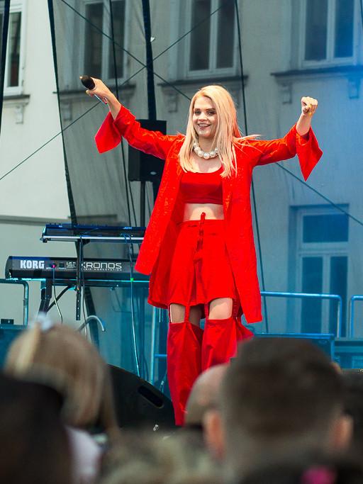 Margaret bawiła płocką publiczność - Zdjęcie główne